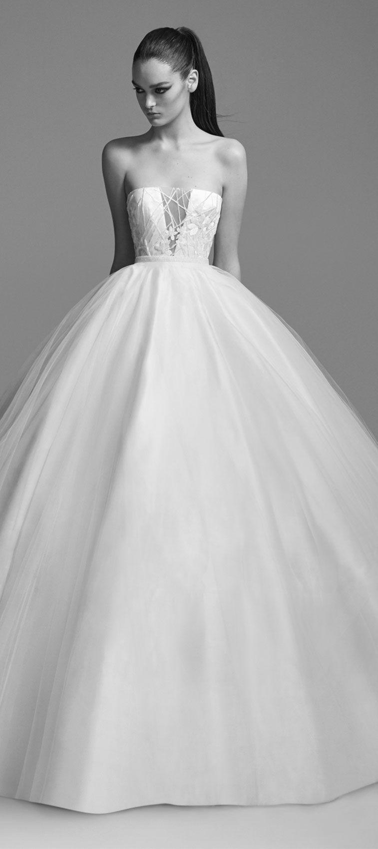 Stunning Ball Gown Wedding Dress Inspiration Wedding Dresses