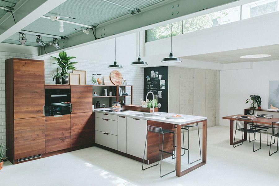 Unsere Küchenabteilung hat eine tolle Auswahl an Wohlfühlküchen - wellmann küchen qualität