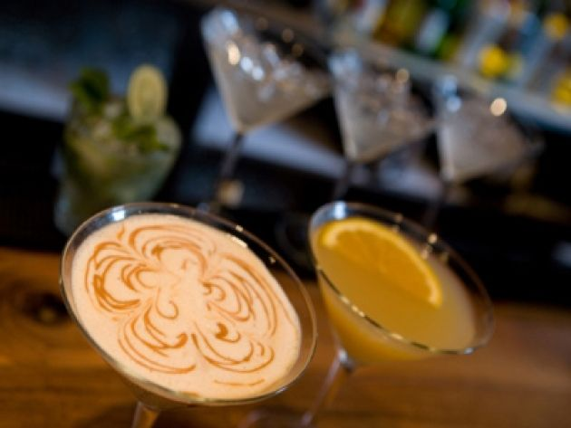 Cocktail of the Week: Dulce De Leche Martini
