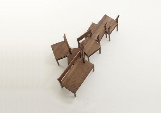 Unusual Indoor Benches 25 Unique Wooden Designs Con Imagenes