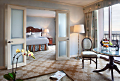 Your room is a place apart. A place of your own. For all its unhurried style, New Orleans sets a fast pace in the matter of celebration. Your oversized room in Windsor Court is attuned to more leisurely rhythms. It embraces and indulges you with unpretentious luxury.