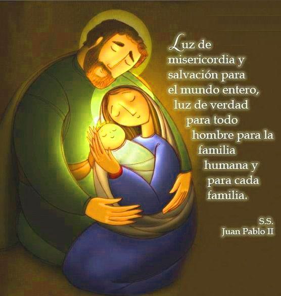 Frases Biblia Navidad.La Familia Segun La Biblia Y Juan Pablo Ii Christmas