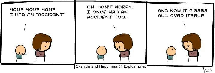 So wrong! So funny!