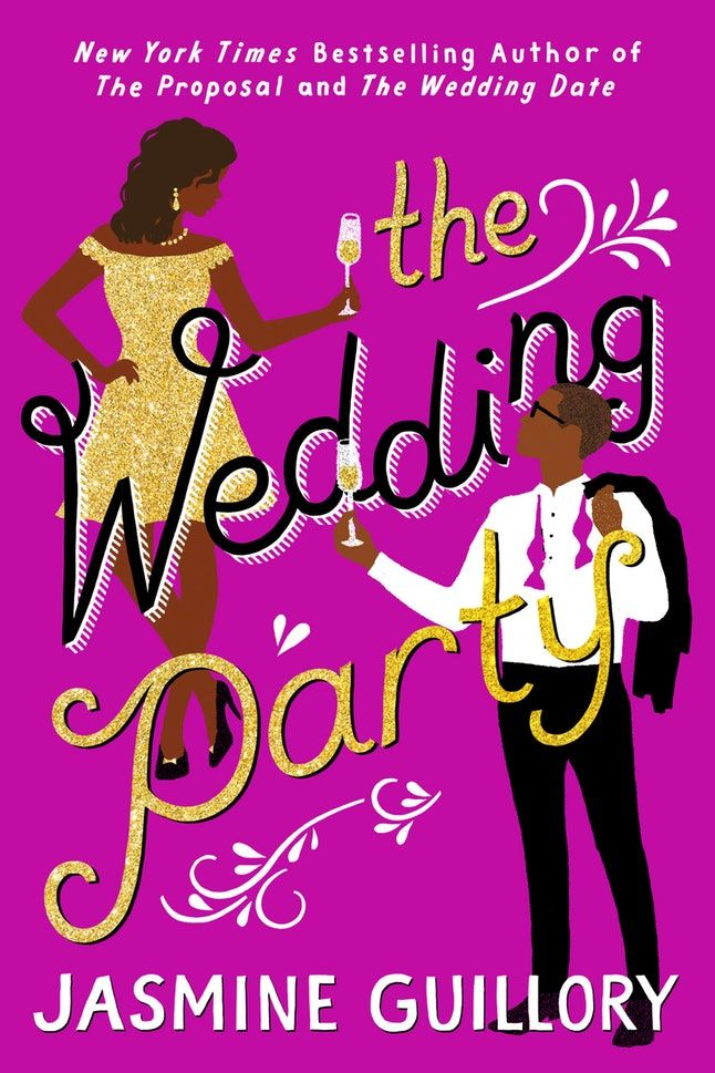 'The Wedding Party' by Jasmine Guillory The wedding date