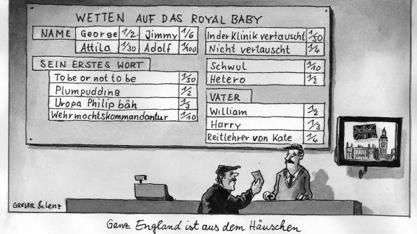 Royal Baby George Alexander Louis Prinz Der Projektionen Prinz William Und Kate Baby George William Und Kate