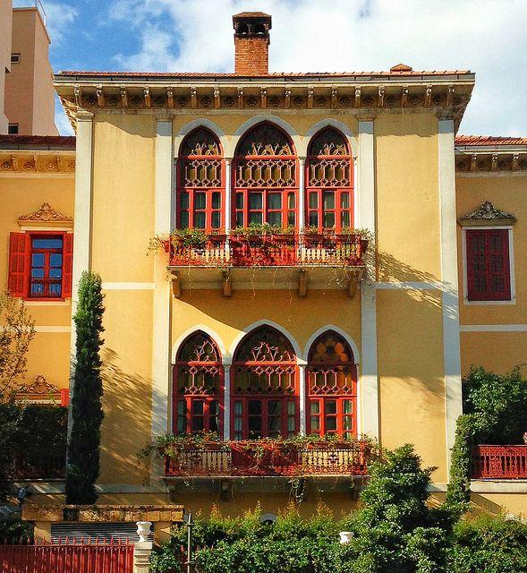 LEBANON, BEIRUT, BEAUTIFUL HOME. Centre Ville De #Beyrouth