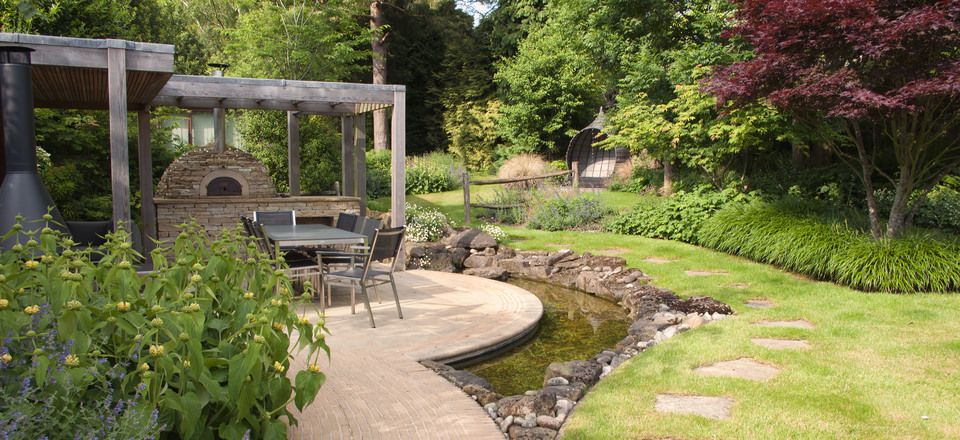 Garden Design Home Interior Design Ideas In 2020 Country Garden Design Garden Design Small Courtyard Gardens