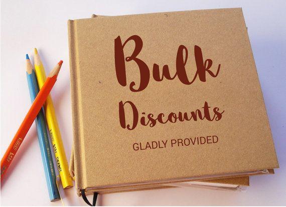 wholesale journals bulk discount