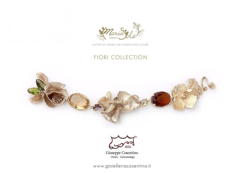 Oggi vi presentiamo un nuovo #Brand Mariasole Gioielli  Una #Collezione ricca di #Stile ed #Eleganza!!!  http://goo.gl/PCHBlu