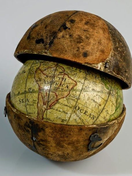 400 Years of Beautiful, Historical and Powerful Globes