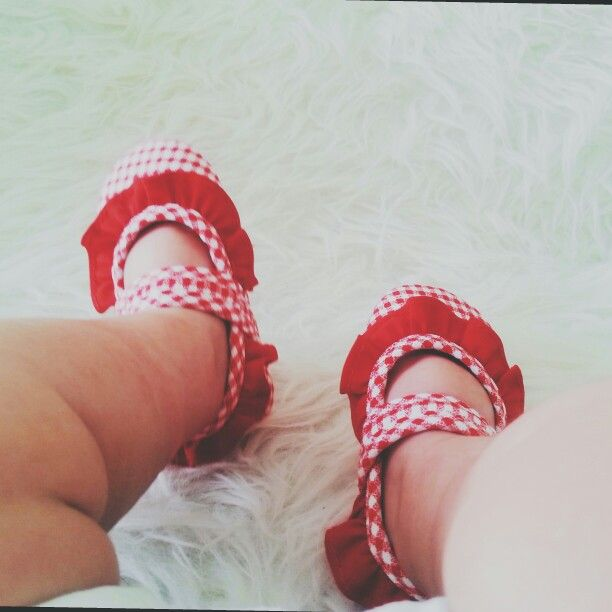 Red shoes ^.^