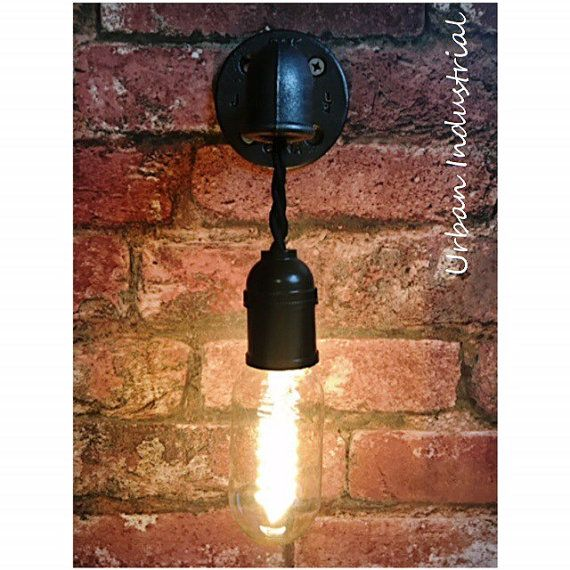 Industrial wall light retro cafe bar pub by urbanindustrialuk industrial wall light retro cafe bar pub by urbanindustrialuk mozeypictures Image collections