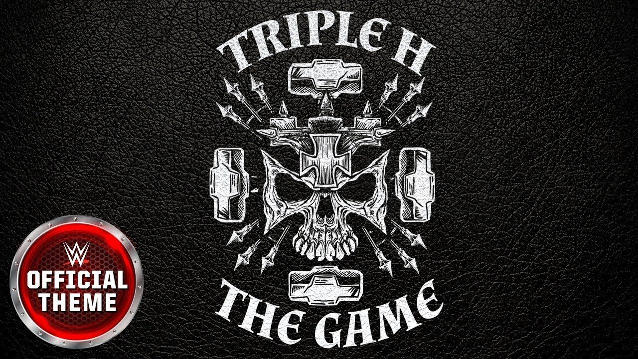 Triple H The Game Entrance Theme Feat Motorhead Triple H Wwe Theme Songs Wwe