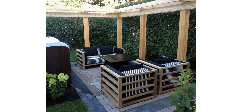 Rosewood Ard Outdoor Patio Furniture Toronto Canada Patio