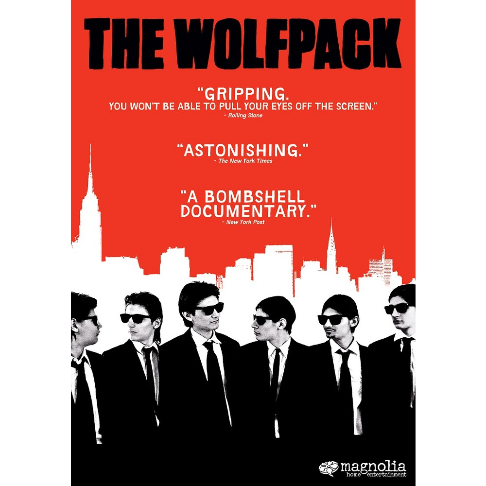 The Wolfpack (dvd_video), Movies, DVDs & Videos