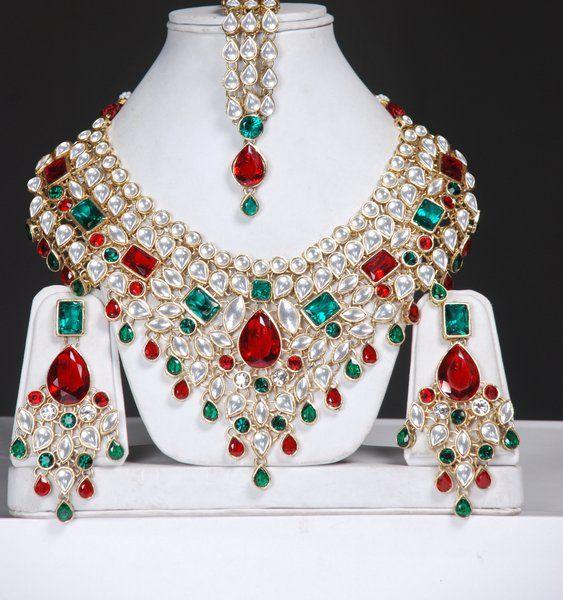 Indian Wedding Jewellery Sets