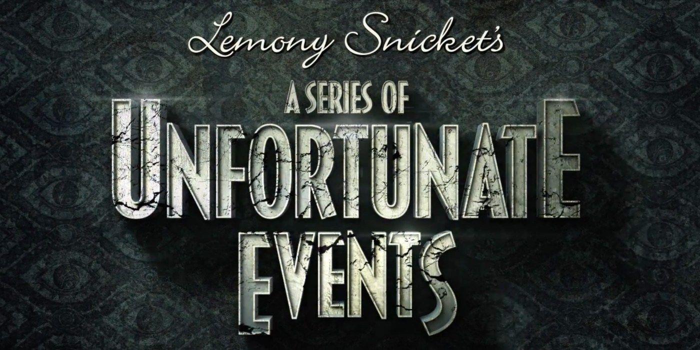 Resultado De Imagen Para Una Serie De Eventos Desafortunados Serie