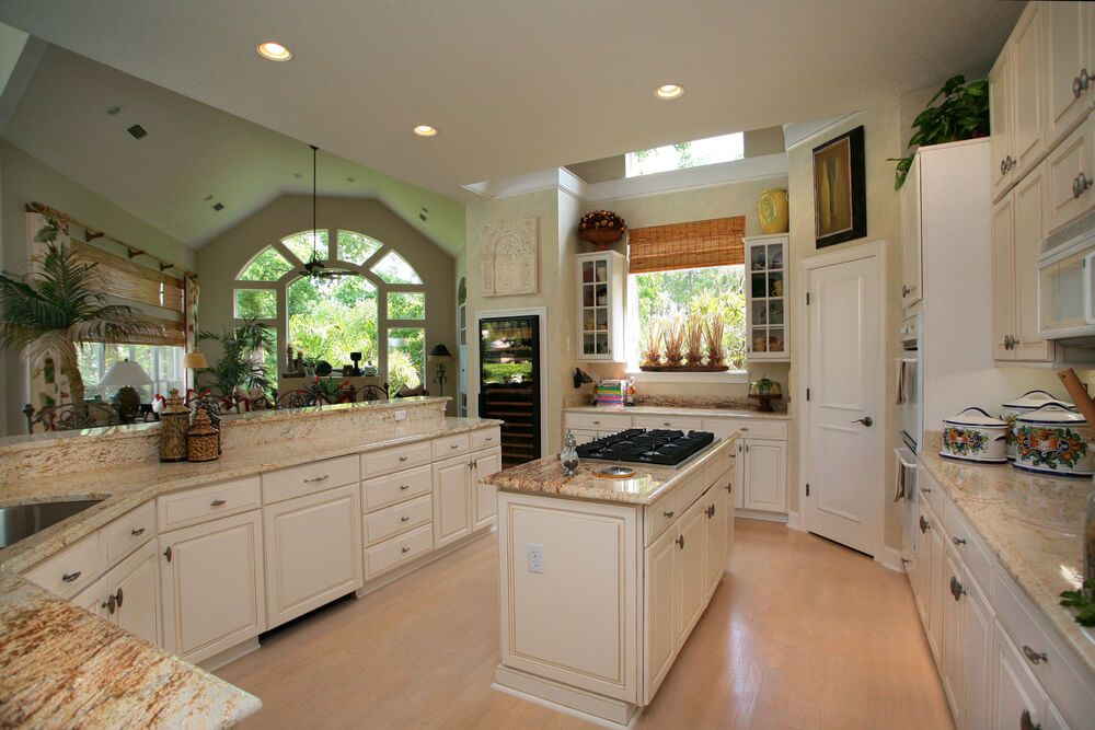 Antique white kitchen cabinets google search new kitchen ideas pinterest antique white cabinets kitchen upgrades and white cabinets