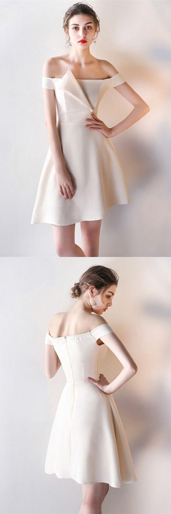 Cheap popular short prom dresses wedding dresses offtheshoulder