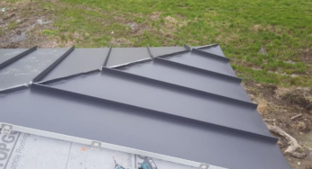 Aluminum Standing Seam Metal Roof Advantages Classic Metal Roofs Llc In 2020 Standing Seam Metal Roof Metal Roof Standing Seam