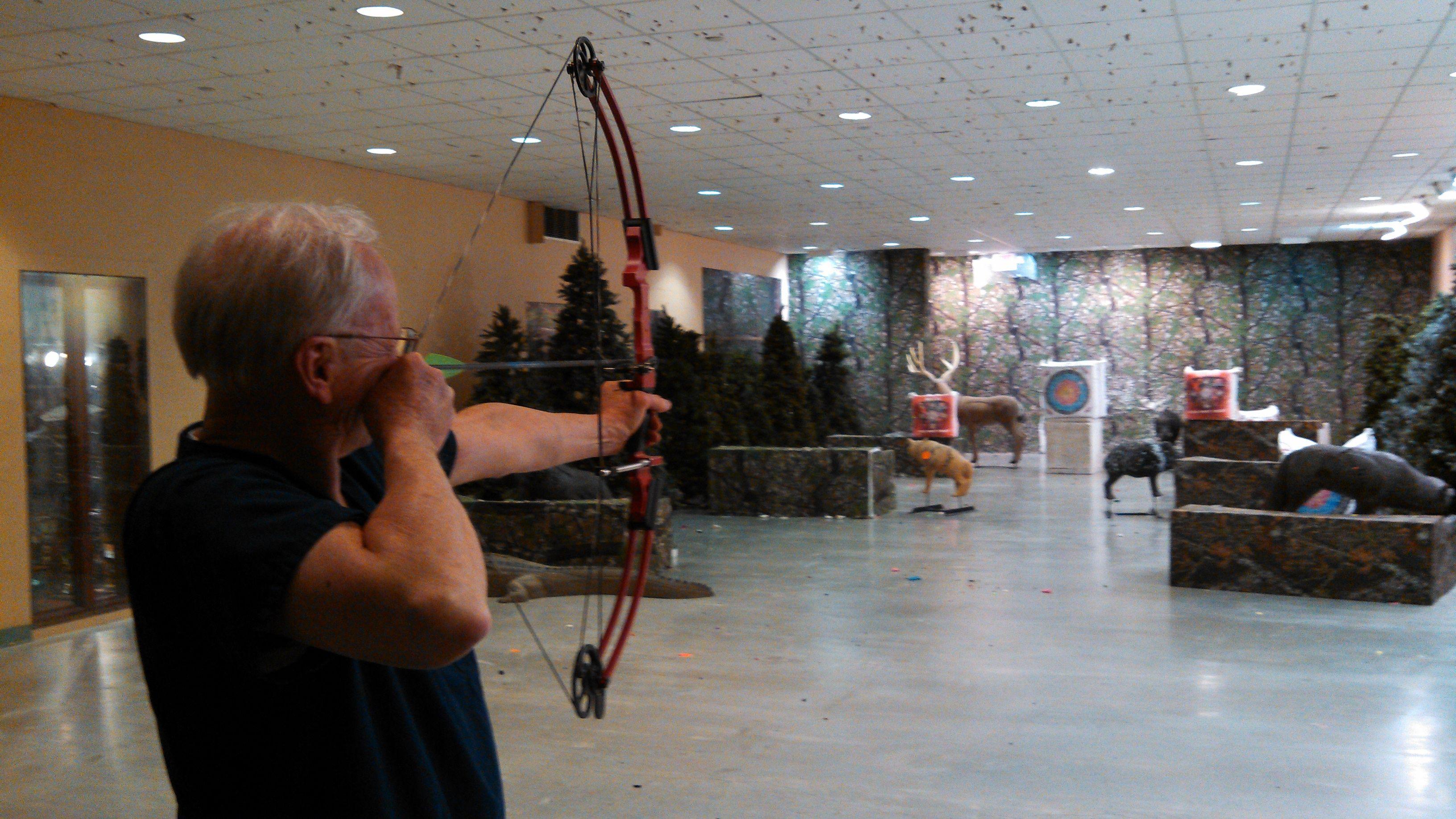 indoor home gun range - Google Search | gun range | Pinterest ...