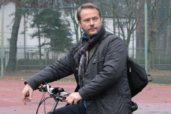 Ojciec Mateusz Bike Style Star Fashion Style