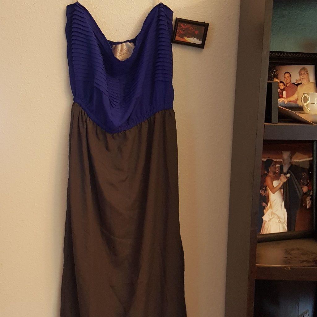 Like new rory beca maxi dress womenus sz large maxi dresses and
