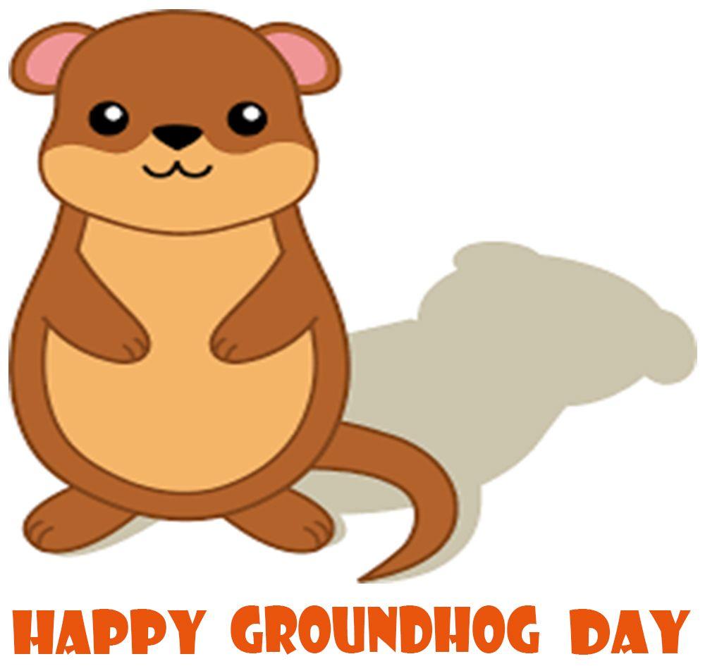 Groundhog Day 2019 Groundhog Day Happy Groundhog Day Free Clip Art