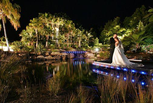 Night Wedding Foto