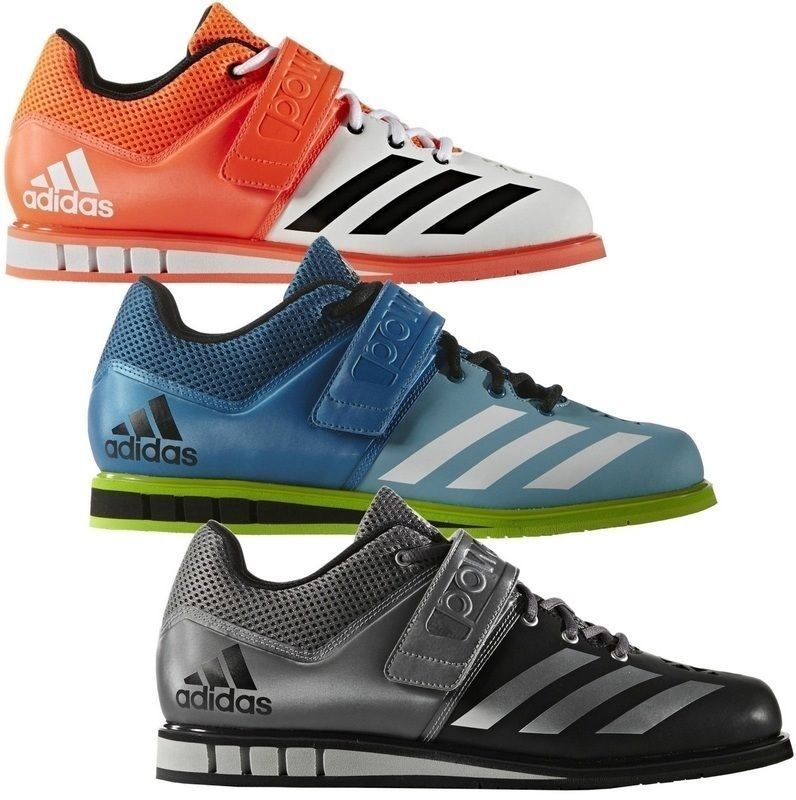 New Men's Adidas Powerlift 3.0 3 Weightlifting Cross Training Sneaker  Crossfit