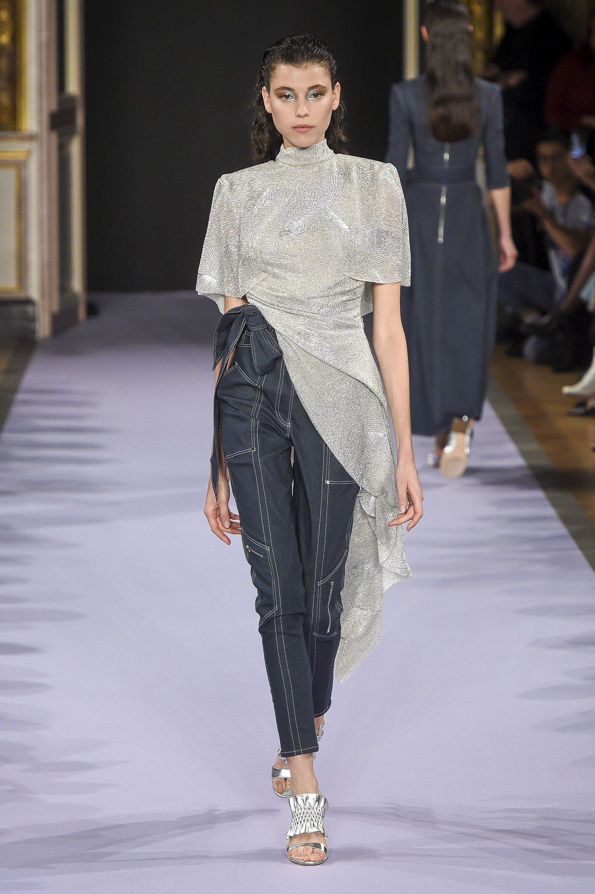 d29be0f385e Talbot Runhof Spring 2019 Ready-to-Wear Fashion Show in 2019 ...