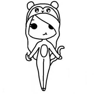 Pin By Justgirlythings On Chibi Chibi Girl Drawings Cute