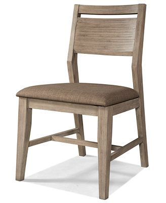 Closeout Kips Cove Side Chair Chair Solid Wood Dining