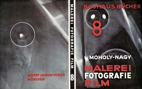 Moholy-Nagy, Fotogramas, fotomontagem, Bauhaus, New Bauhaus