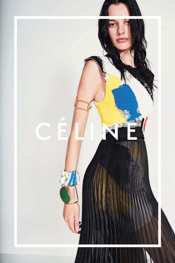Céline Spring Summer 2014