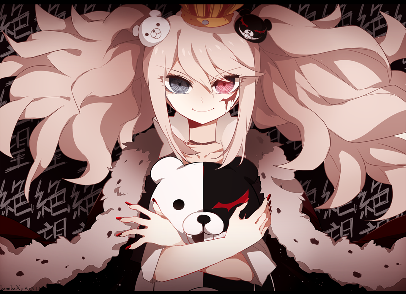 34 Junko Enoshima HD Wallpapers Backgrounds Wallpaper