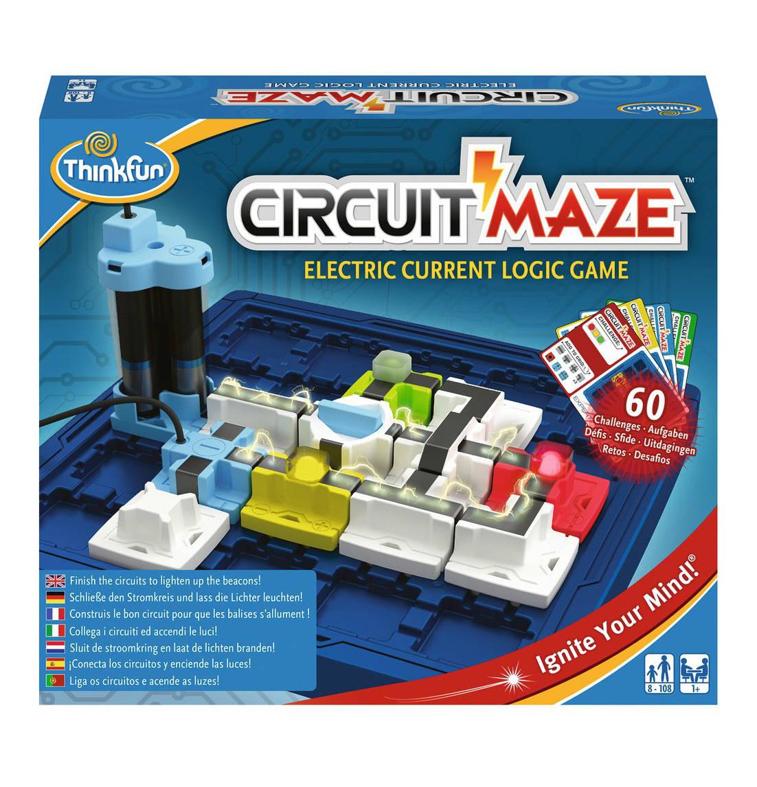 Stromkreis Spiel