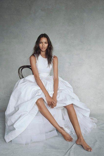 The Vogue Edit: Affordable Wedding Dresses