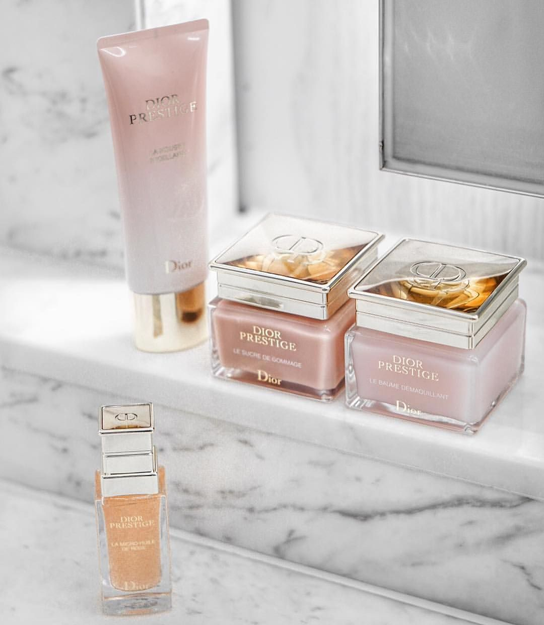 For Msgabbys Dior Prestige Cleansing Ritual Is The Perfect Gift For Your Loved Ones Or For You Diorbeautylovers Diorprestige Cleansing Balm Kosmetika