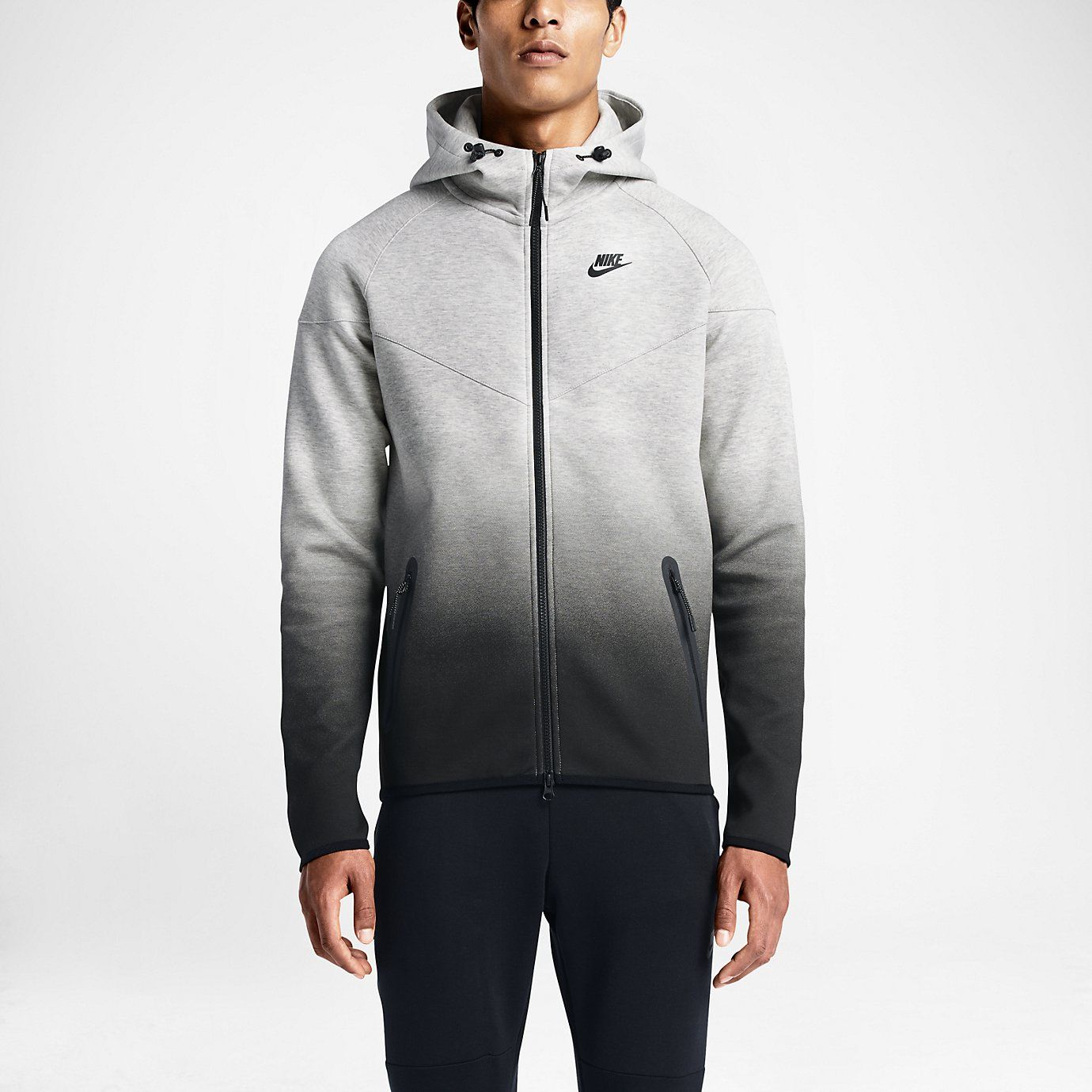 Nike Tech Fleece Fade Windrunner Men's Hoodie. Nike Store