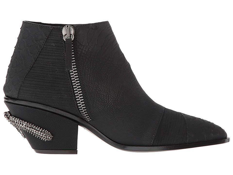 959ffd0caa214 Giuseppe Zanotti Kevan Alligator Jewel Embellished Boot Women's ...