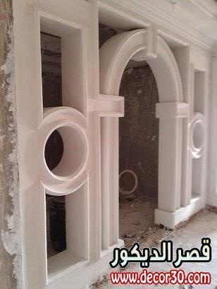 ديكوات جبس اخر صيحة Holiday Gypsum Variety Ceiling Design Ceiling Design Living Room Plafond Design
