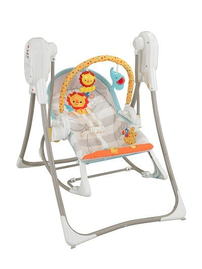 Wondrous Fisher Price 3 In 1 Swing N Rocker Bouncers Rockers Ncnpc Chair Design For Home Ncnpcorg
