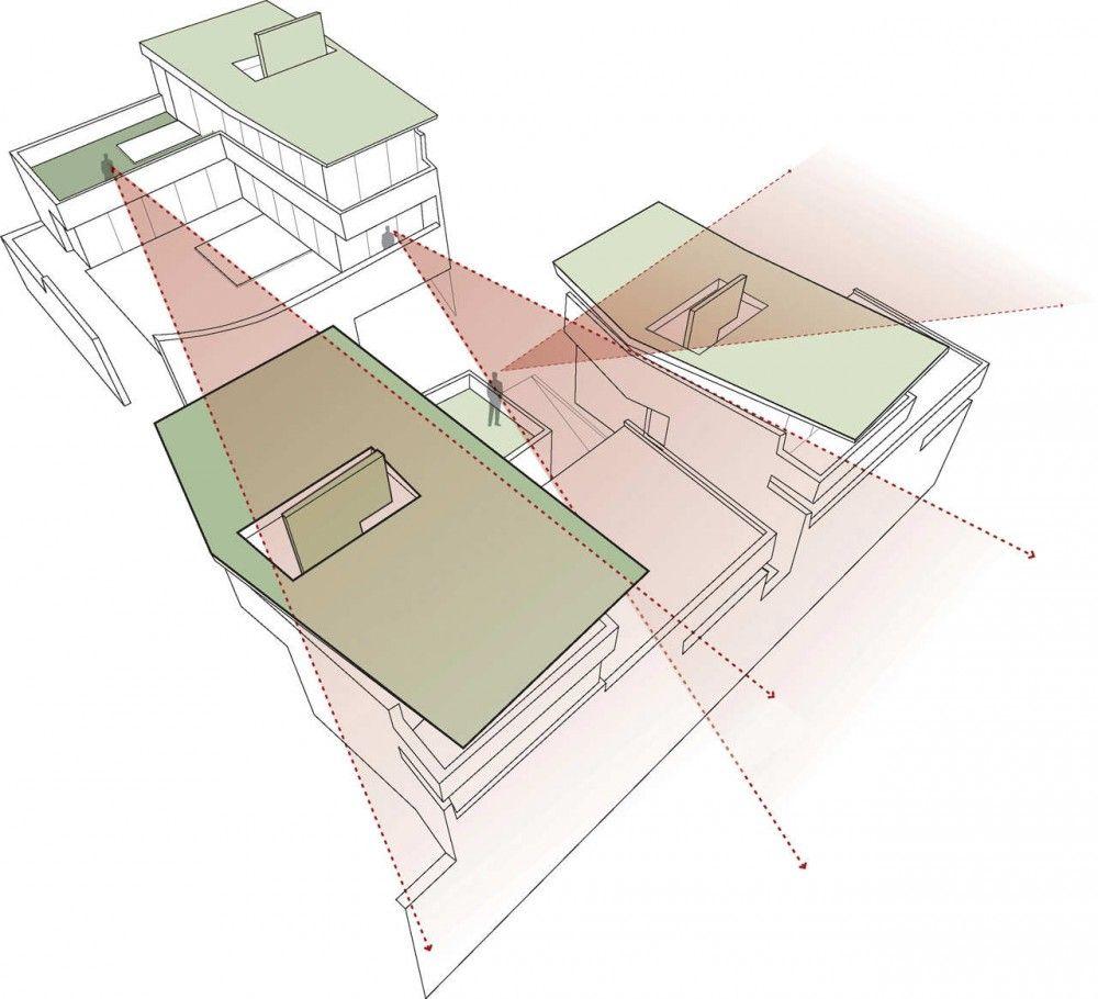 Seongbuk Gate Hills / Joel Sanders Architect and Haeahn Architecture
