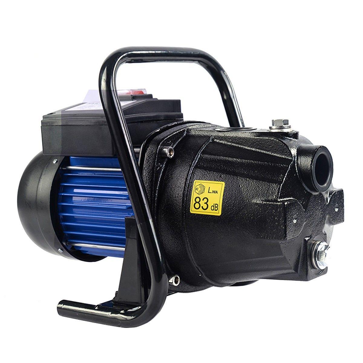 """1200W 1"""" Shallow Well Water Booster Pump Home Garden"""