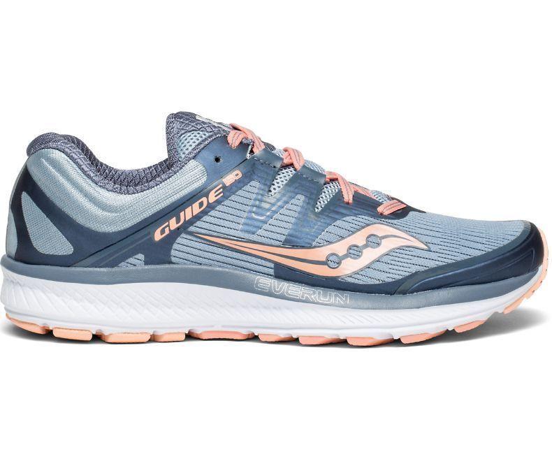 72.00 | Saucony S10415 5 Guide Iso SLA Pea Women's Running