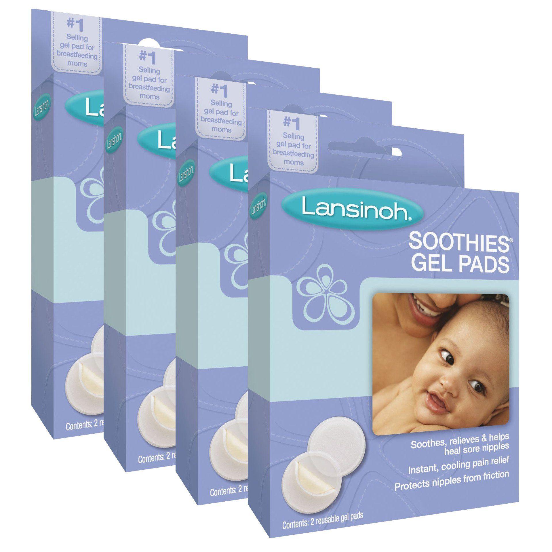 Breastfeeding Accessories Lansinoh Laboratories Soothies Gel