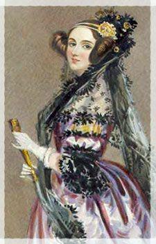 Honouring computings 1843 visionary, Lady Ada Lovelace