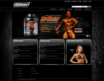 SynapseIndia developed an online store that offer body building products.
