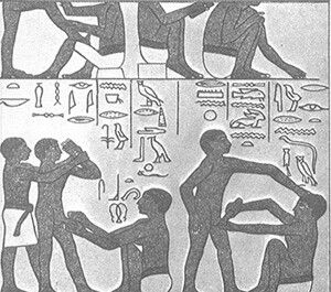 Ancient black sex, nude fuck style in pic